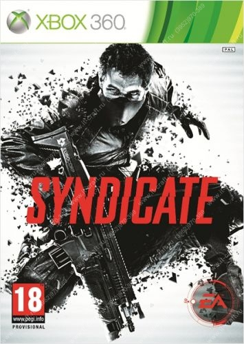 Игра для Xbox 360 Syndicate