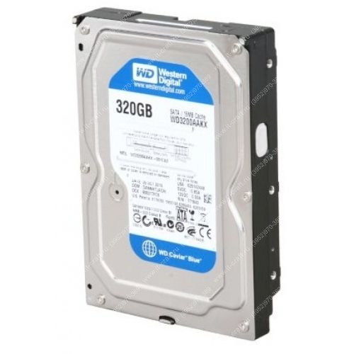 SATA 6Gb/s HDD 320Gb Western Digital WD3200AAKX