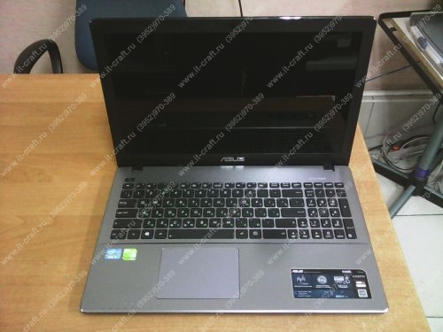 "ASUS X550CC (Core i3 3217U 1800 Mhz/15.6""/1366x768/6144Mb/500Gb/DVD-RW/NVIDIA GeForce GT 720M/Wi-Fi/Bluetooth/Win 8 64)"