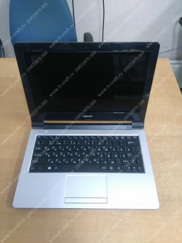 "DEXP Athena T114 11.6""/Pentium N3700 1.6GHz (x4)/4Gb/500Gb/Intel GMA HD/1366x768/WiFi/Bluetooth/LAN/Cam/USB3.0/Win10"