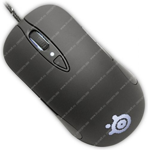 Мышь проводная SteelSeries Sensei RAW Rubberized