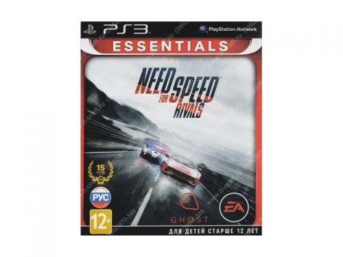 Игра PS3 Need for Speed: Rivals