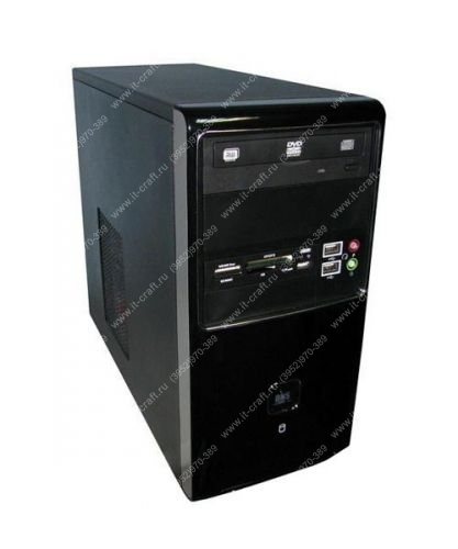 ITC 1098 (Intel Pentium Dual Core E2200 2.2GHz (x2)/Foxconn 945GZ7MC-RS2H/2Gb DDR2/HDD 80Gb/500W)